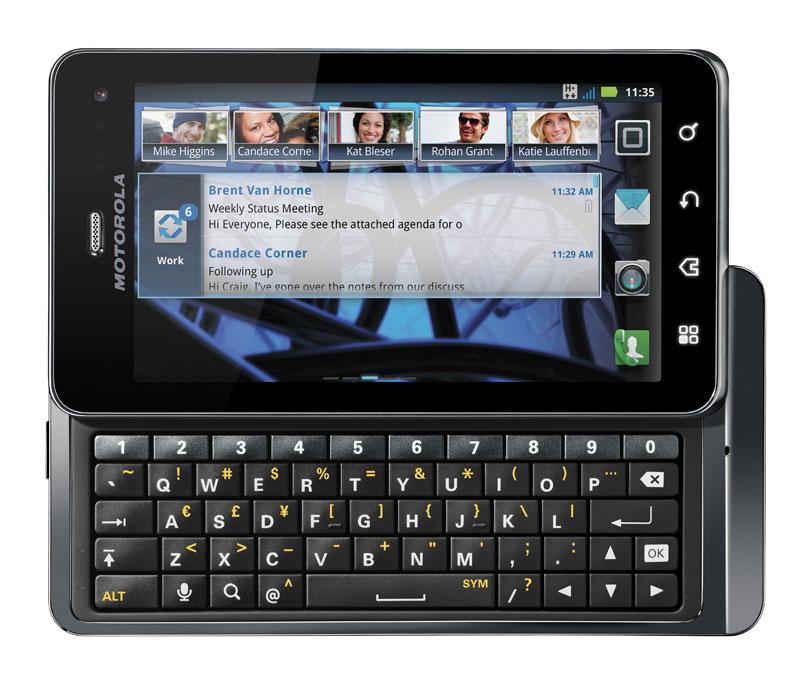 Motorola MILESTONE 3 XT860 Spy Apps